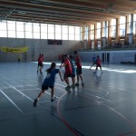 Handball Emme U15 : PSG Lyss U15